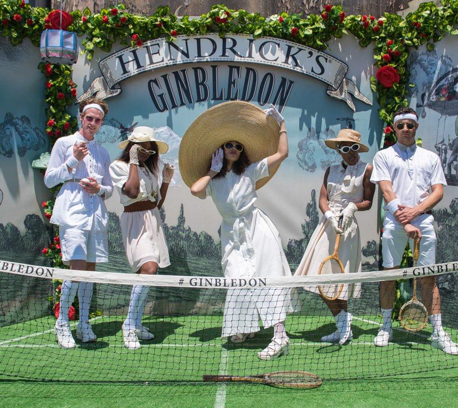 Ginbledon 2018